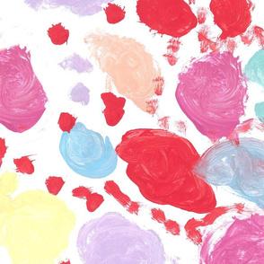 Peppy's paint show
