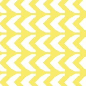Chevron, yellow