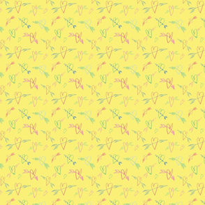 Poisoned Arrows, yellow