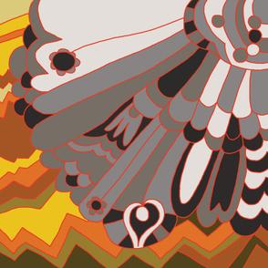 Psychedelic Poppy Solo