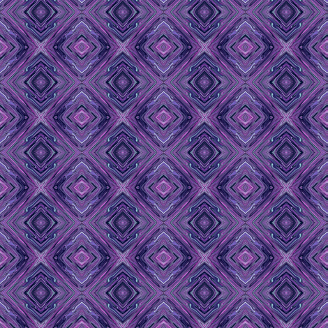LP - Purple Diamond Brocade fabric by maryyx on Spoonflower - custom fabric