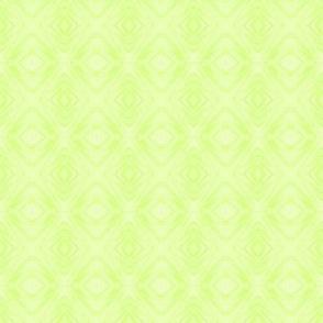 PLL - Pastel Lime Diamond Brocade