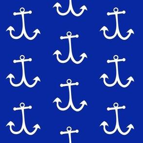 Anchor on Navy