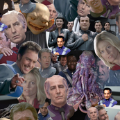 Galaxy Quest Characters