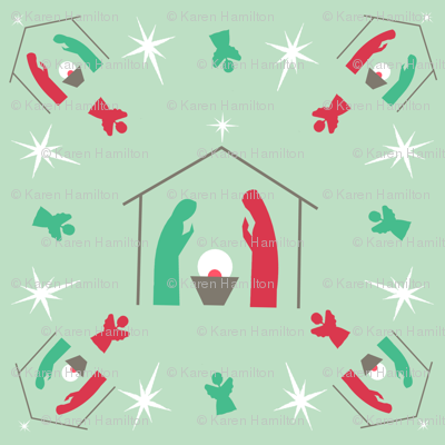 SAGE Christmas Nativity