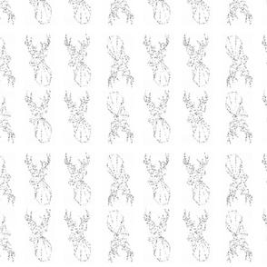 Indy & Me Pixel Deer