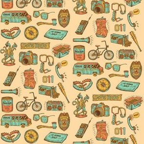 Stranger Things Icons