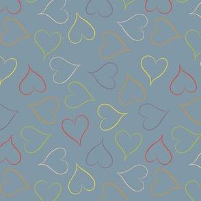 Signac hearts