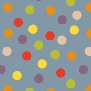 Signac impression polka dots