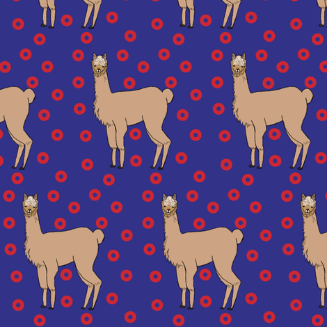 Taboot fabric by zapkap on Spoonflower - custom fabric
