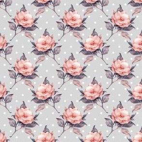 Vintage floral pattern 12