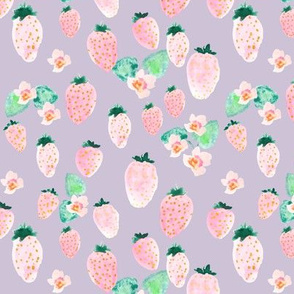 INDY BLOOM DESIGN strawberry blossom_plumb