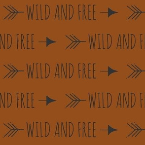 Wild and Free - Rust