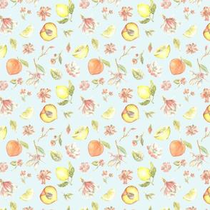 Southern Charm Floral Pattern