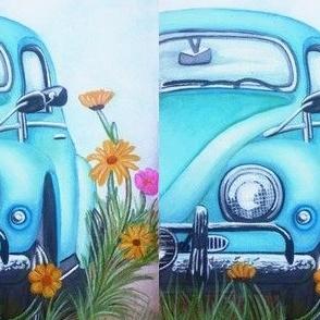 Beetle car blues