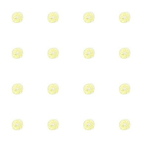 Citrus + Lemon + Yellow + Polka Dot Returns