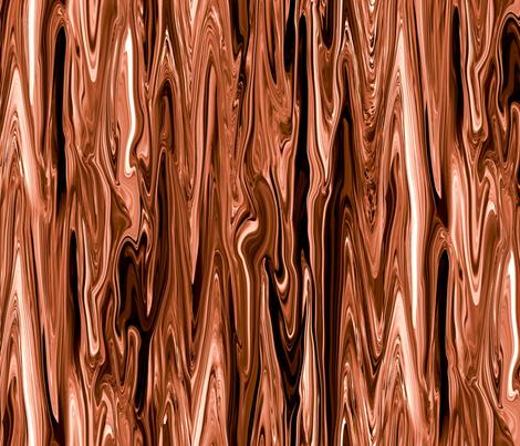 LWB - Liquid Warm Brown, LW large fabric by maryyx on Spoonflower - custom fabric