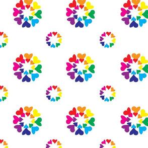 Rainbow Hearts 2