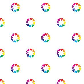 Rainbow Hearts 3