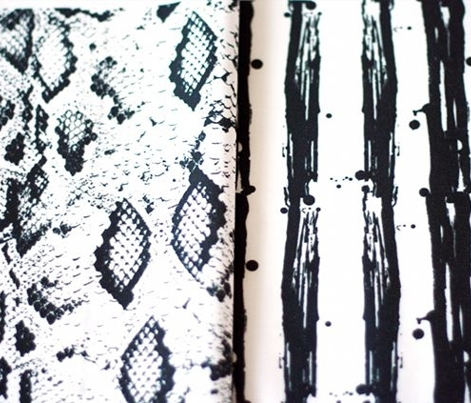Black vertical stripes pattern. Black and white background.