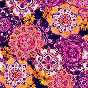 Mandala_medley_orange_purple10inch150dpi_shop_thumb