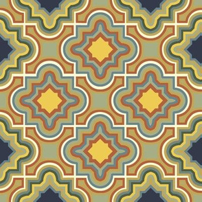 Bayeux Jigsaw Tiles