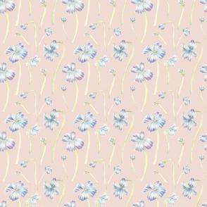 Violet Pattern - Cupid's Arrow