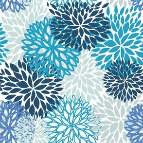blue lagoon flowers