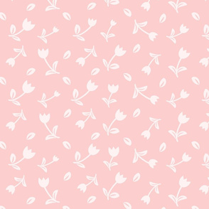 Pink baby flowers