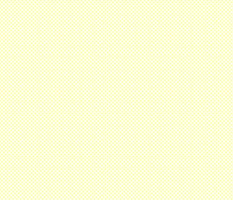 Lemon Yellow Polka Dot Fruit on White_Miss Chiff Designs fabric by misschiffdesigns on Spoonflower - custom fabric