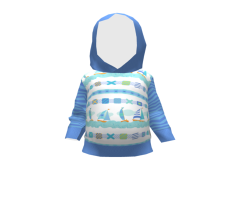 2-Blue Stripes