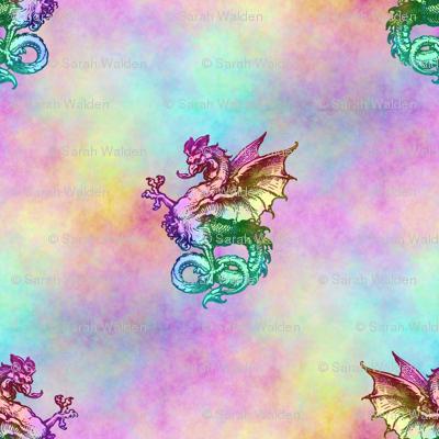 Emily Haddyr Presents ~ Dragon Dance ~ Opal
