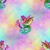 Remily_haddyr_presents___dragon_dance_____opal___peacoquette_designs___copyright_2017_shop_thumb