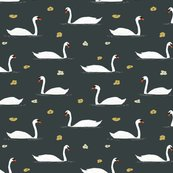 White_swans_pattern_on_dark_shop_thumb