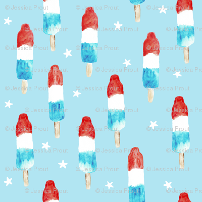 bomb pops with stars
