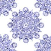 Rfortune_mandala_wedgewood_blue_5759af_white_ground_shop_thumb