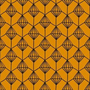 Blender Diamonds, Toffee and Black
