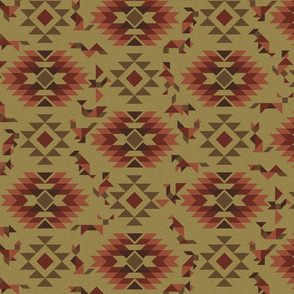 Tribal Tangrams