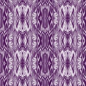 Digital Dalliance, Lavender and Purple