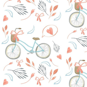 Whimsical Bicycle