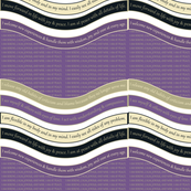 WAVE-SAPH Sage Green / Purple Heart