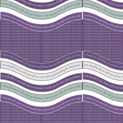 WAVE-SIPP Silt Green / Patrician Purple