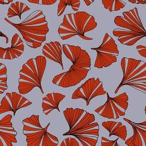 Gingko Leaves(Bold)1