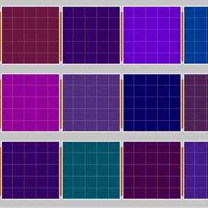 "grid-fabric-1"" straight grids"