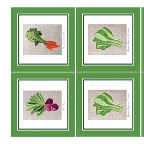 veggie squares
