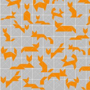 Tangram_foxes