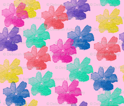 Beyond the Rainbow Flowers 1