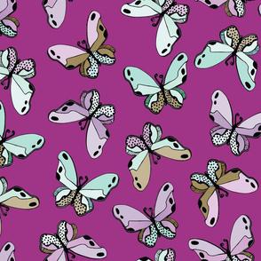 VeryBrightButterflies_Magenta