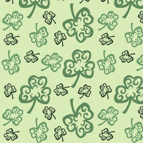 Pretty Little Shamrocks