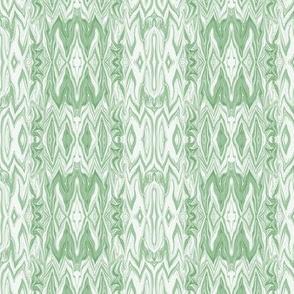Digital Dalliance, pastel green